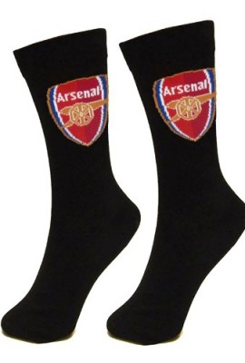 Arsenal-FC-1-Pack-Socks-Mens-6-11-0