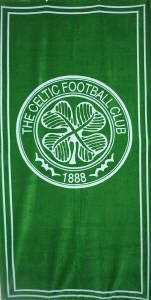 Celtic-FC-Official-Crested-Velour-Beach-Towel-Green-0