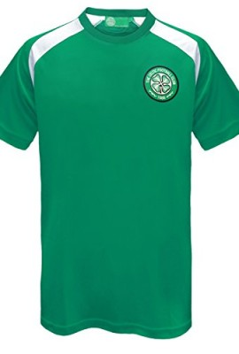 Celtic-FC-Official-Football-Gift-Mens-Poly-Training-Kit-T-Shirt-RRP-1999-0