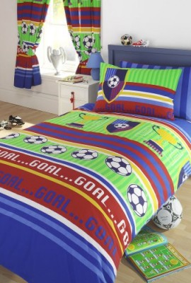 Football-Stripes-Single-Duvet-Cover-and-Pillowcase-Set-0
