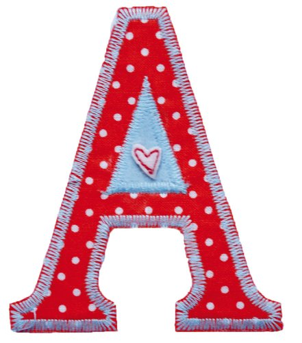 iron on capitals red white 8 10cm cloth free christmas gifts uk kids decorative green iron on letters cloth xmas gifts uk boys embroidery xmas gift uk dad