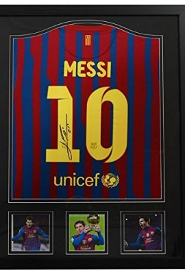 Lionel-Messi-Shirt-Football-Accessory-Sport-Memorabilia-0