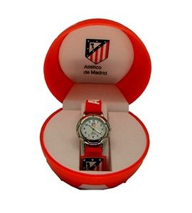 New-Official-Atltico-De-Madrid-Kids-Smart-Analogue-Wrist-Watch-Various-Colours-Available-Comes-in-Official-Presentation-Box-0