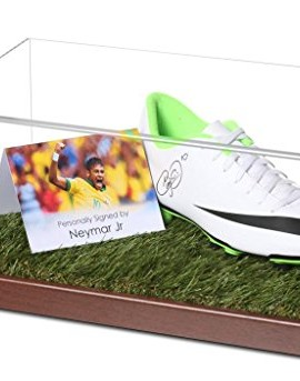 Neymar-Jr-Signed-Football-Boot-Display-Case-Brazil-Autograph-Memorabilia-COA-0