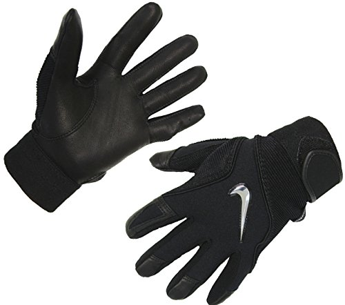 Nike Velcro Gloves: Nike FITDRY Speedtack-v LEATHER Running Cycling Football