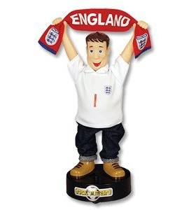 Novelty-Football-Suppoorter-England-No-1-Fan-Figure-Thumbs-Up-0