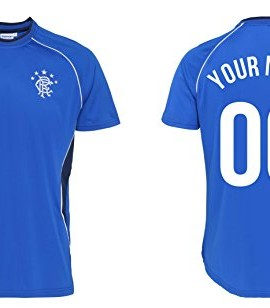 Personalised-Customised-Rangers-FC-Adults-T-Shirt-Your-Name-and-Number-0