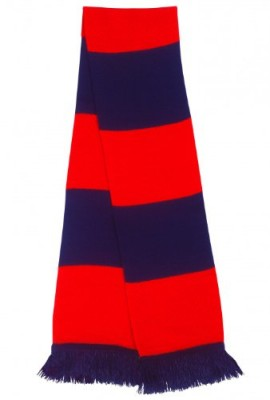 RESULT-TEAM-SCARF-FOOTBALL-RUGBY-SPORT-12-COLOURS-0